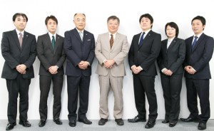 税理士法人コンパス 7名の税理士